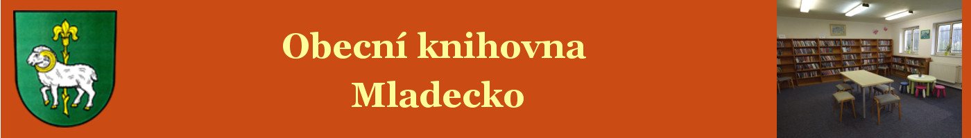 Obecní knihovna Mladecko
